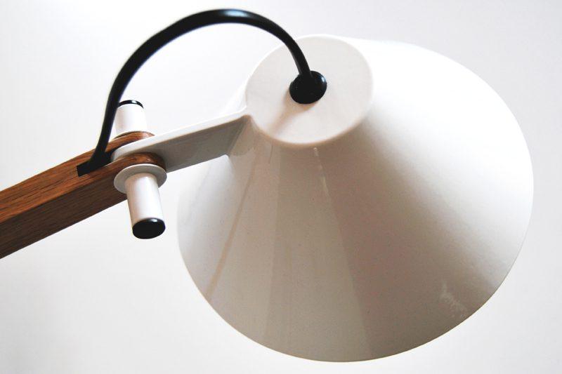 Mamet, iluminar con sobriedad. Una lámpara de Pablo Carballal