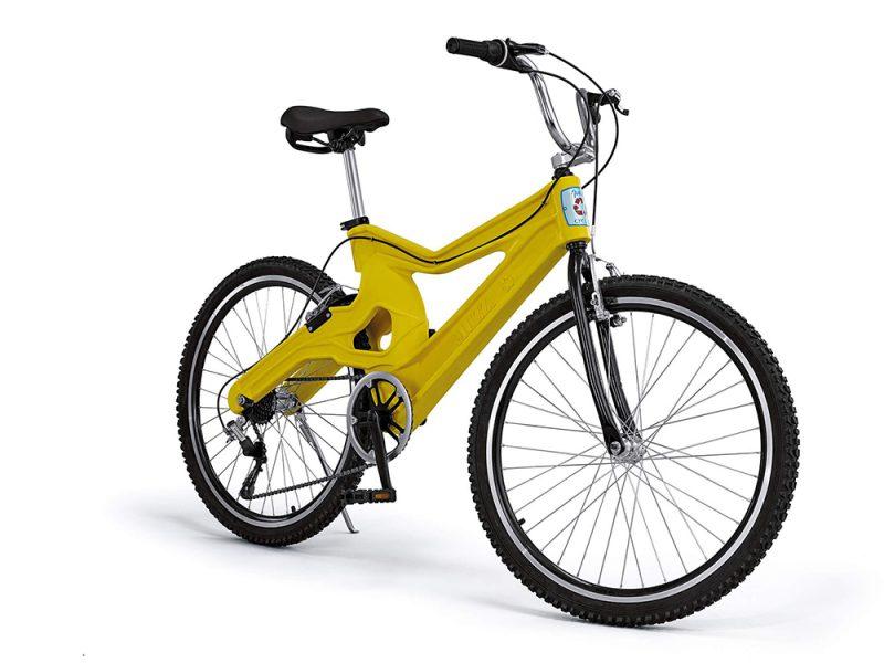 Muzzicycle, el futuro de las bicicletas. Resistencia, ligereza y sostenibilidad