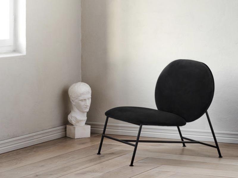 Oblong, el sillón diseñado por Mario Tsai para Northern