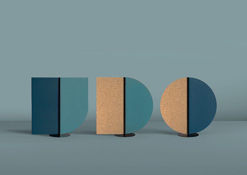Pause, los paneles acústicos de PerezOchando. Geometría y color