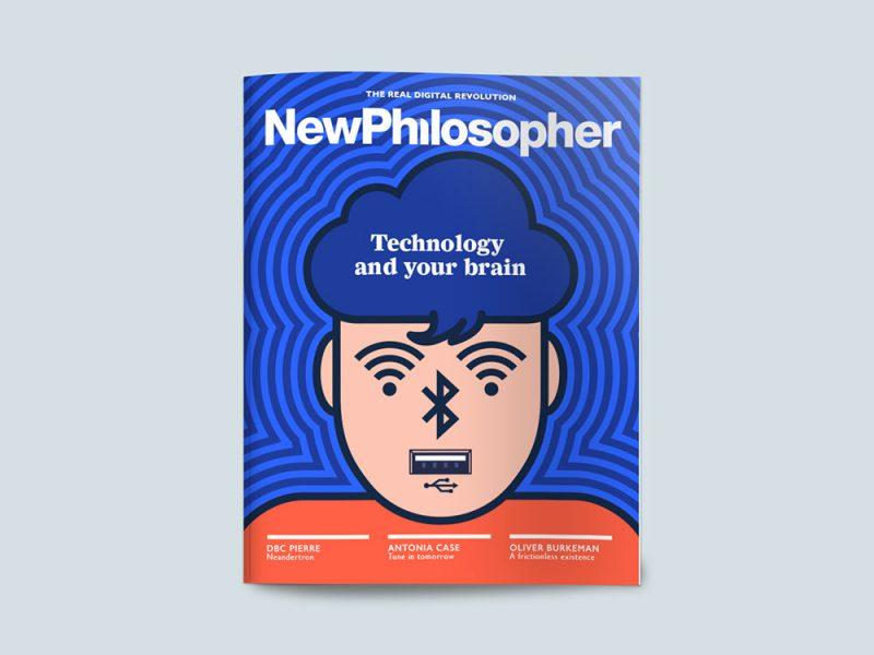 Las portadas de Genís Carreras para la revista New Philosopher