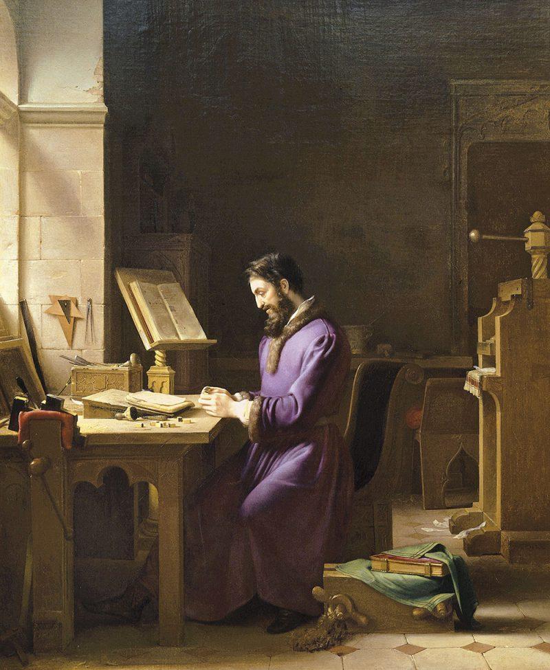 550 aniversario de la imprenta: Gutenberg y el origen de la revolución gráfica