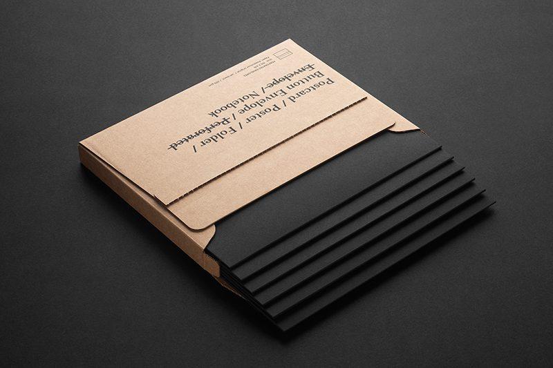 6, sobres premium de F61 para Wastepaper