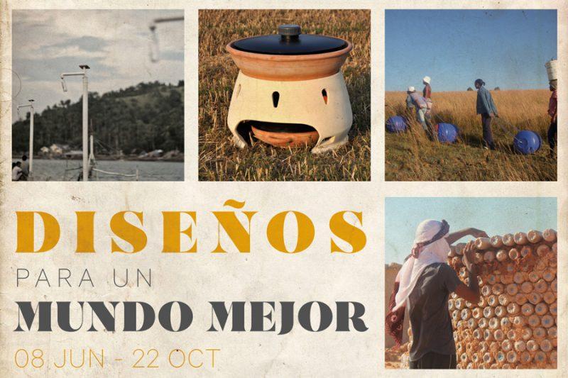 Hasta el 22 de octubre Diseños para un mundo mejor, una exposición donde el diseño adquiere un cariz social, responsable y solidario, estará disponible en Roca Barcelona Gallery.