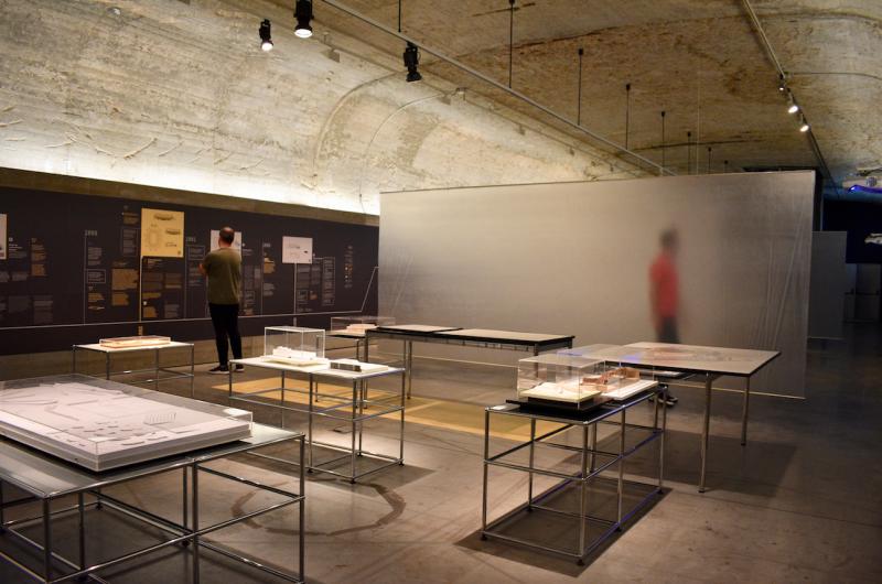 'Spanish Architectures. Crónica desde Europa', una recopilación de la mejor arquitectura española contemporánea disponible en la Sala de Exposiciones La Arquería de los Nuevos Ministerios de Madrid hasta finales de octubre.