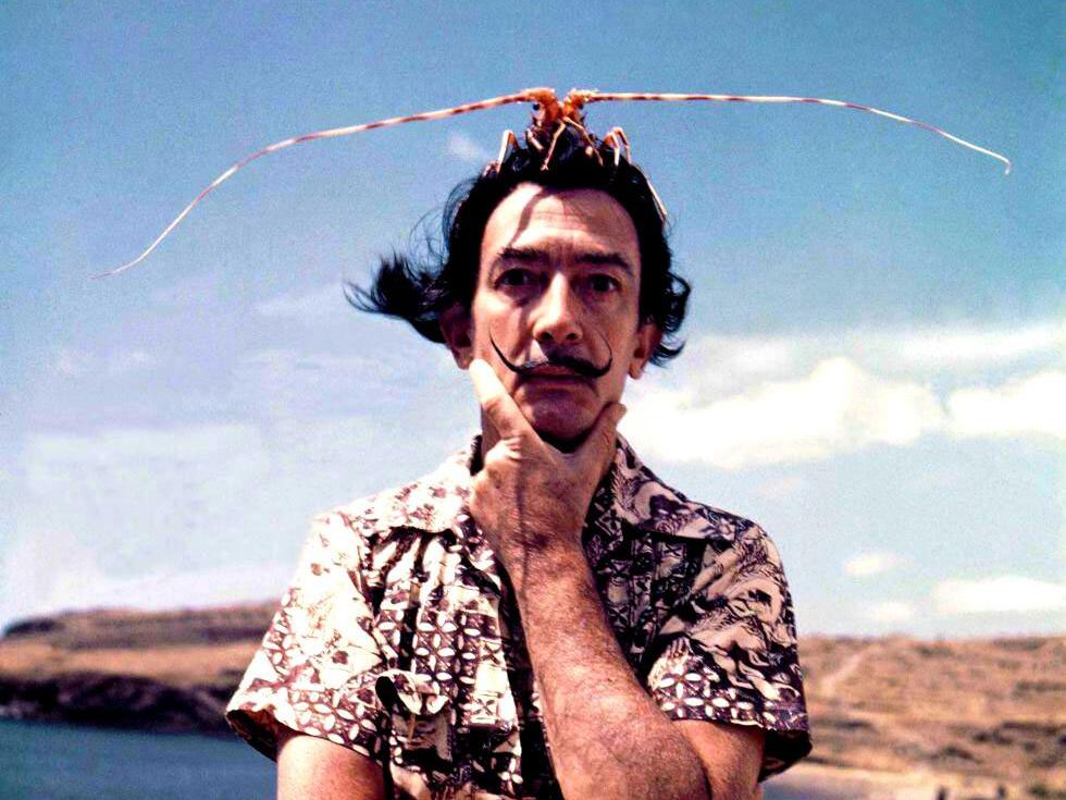 Dalí y el Chupa Chups: 60 años decaramelos con palo
