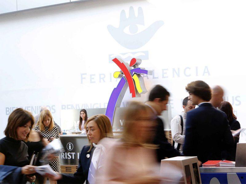 La Feria Habitat Valencia se prepara para inaugurar su edición 2018