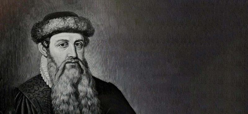 Ya están abiertas las inscripciones a los eventos de Gutenberg 2018, el evento en el que se celebran los 550 años de la muerte del inventor de la imprenta.