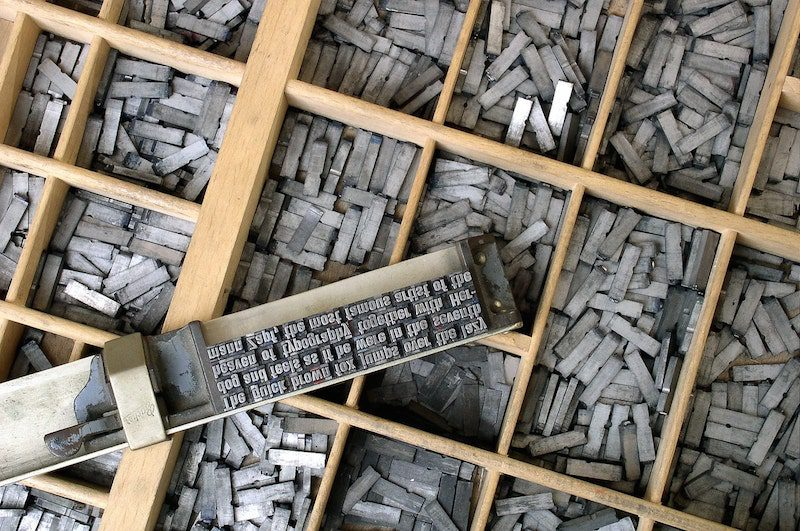 550 aniversario de la imprenta: el origen de la revolución gráfica