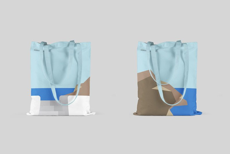 Packaging e ilustraciones de Buenaventura para Modesta Cassinello