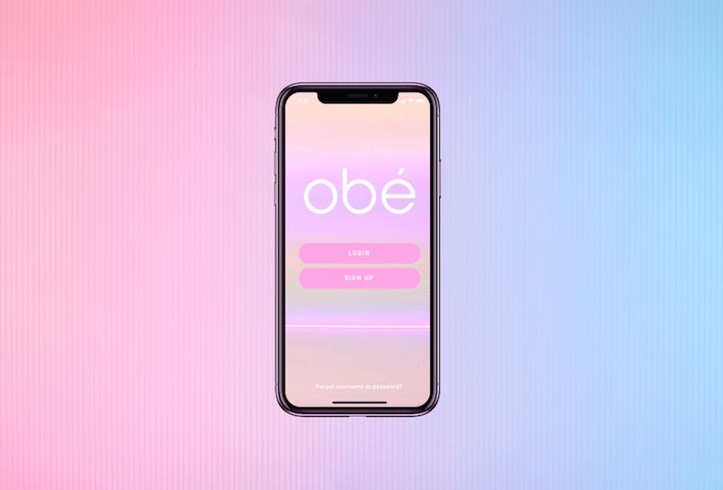 Futura renueva el branding de la aplicación de ejercicios Obé