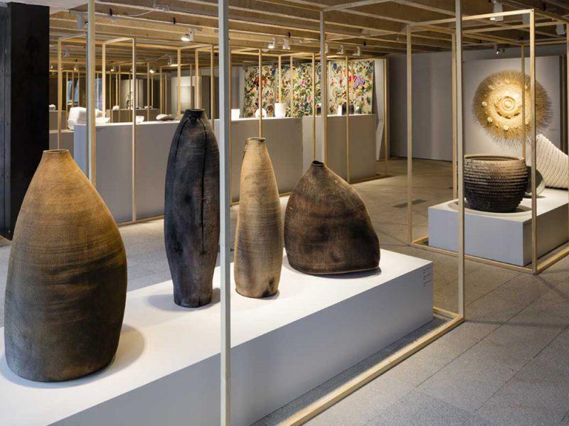 Tercera edición del Premio internacional Loewe Craft Prize