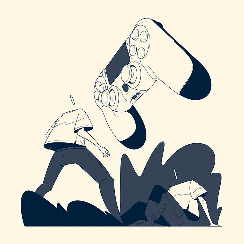 El trabajo ilustrativo de Thomas Rohlfs