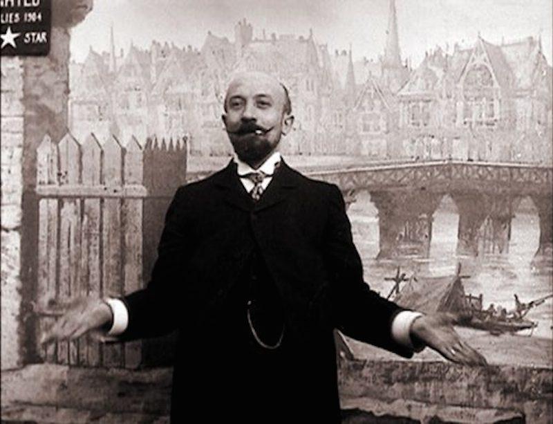 George Méliès, el fabricante de sueños