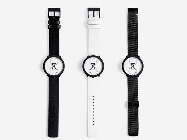 NU:RO, el reloj analógico y minimalista del estudio Anton & Irene