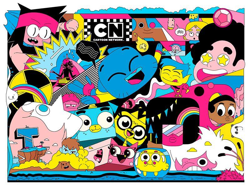 Ori Toor: ilustraciones llenas de surrealismo y color