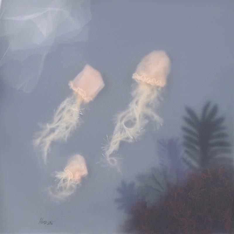 Expresividad onírica en las ilustraciones de Sonia Alins