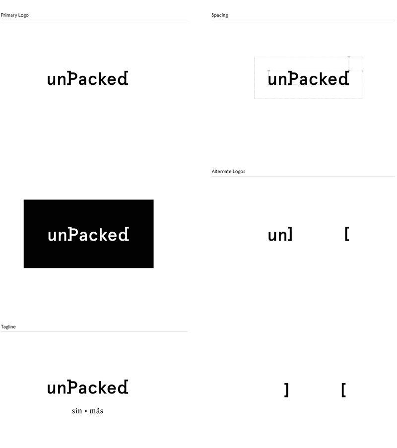 UnPacked, Fagerström Studio, 2018
