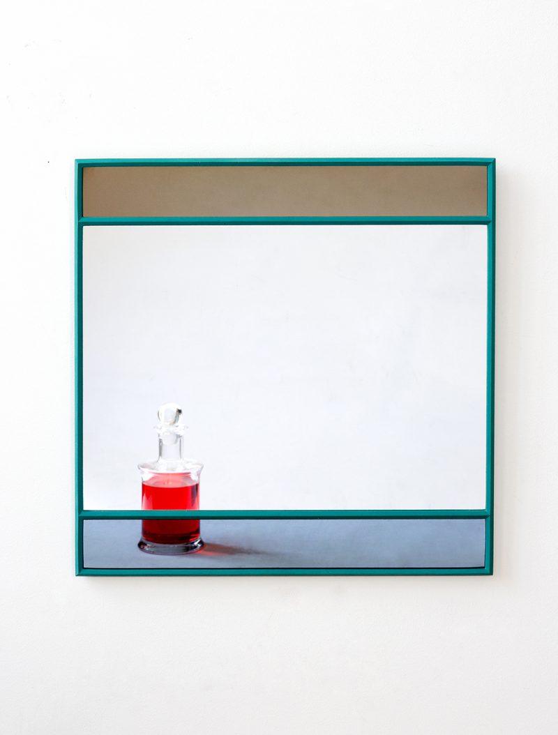 Vitrail, los espejos de Inga Sempé para la firma italiana Magis