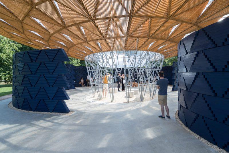 """La exposición""""Francis Kéré. Elementos primarios"""" estará disponible en el Museo ICO acoge hasta enero de 2019, donde se podrá disfrutar de una arquitectura innovadora."""