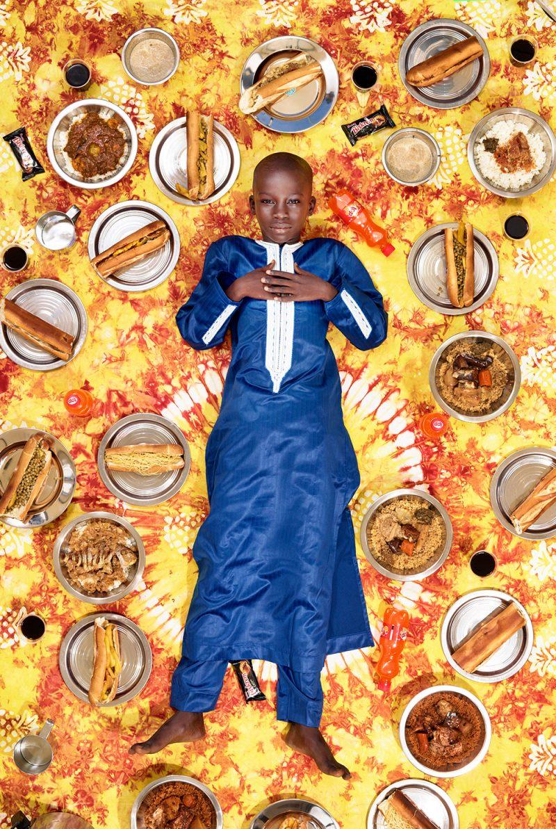 Daily Bread, serie fotográfica de Gregg Segal. Alimentación infantil
