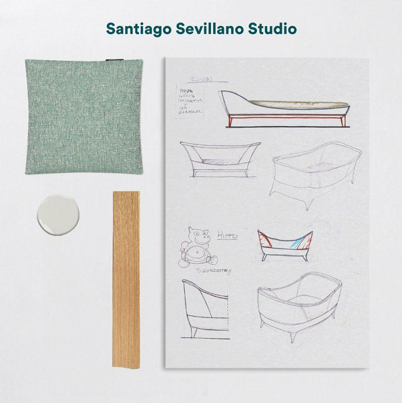 Dippo, la cuna evolutiva creada por el estudio de Santiago Sevillano para Micuna