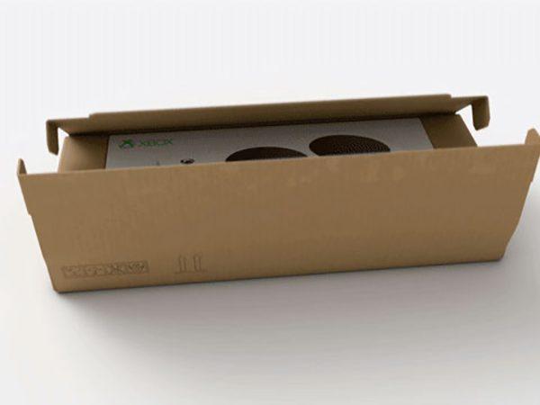El packaging inclusivo de la Xbox Adaptative Controller. Microsoft apuesta fuerte