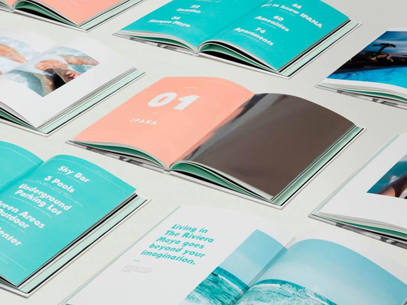 Ipana, identidad de marca de Futura. Un proyecto inmobiliario