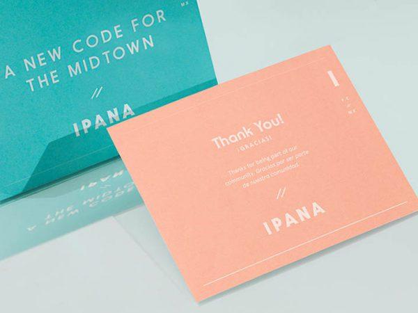 Futura transmite serenidad en la identidad de marca creada para Ipana