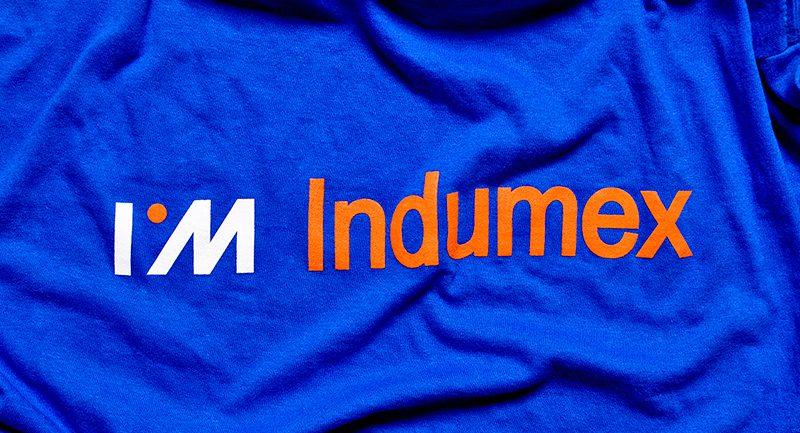 Indumex, branding de Firmalt para una ferretería