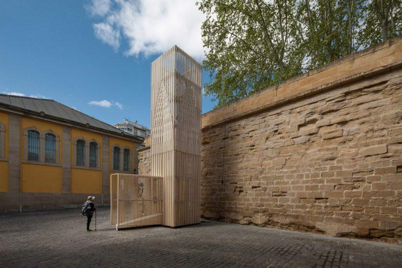 Concéntrico 05, El FestivalInternacional de Arquitectura y Diseño de Logroño ha abierto la convocatoria para que los colegiados en elColegio Oficial de Arquitectos de España puedan presentar sus proyectos. Hasta el27 de diciembre de 2018.