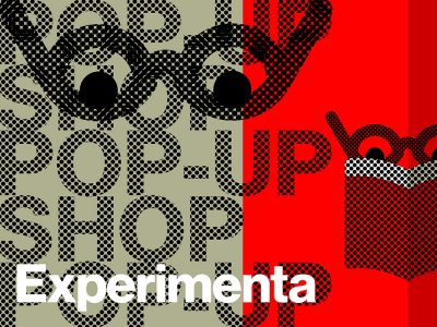 Pop-up Shop Experimenta: revistas, libros, monográficos, ediciones especiales