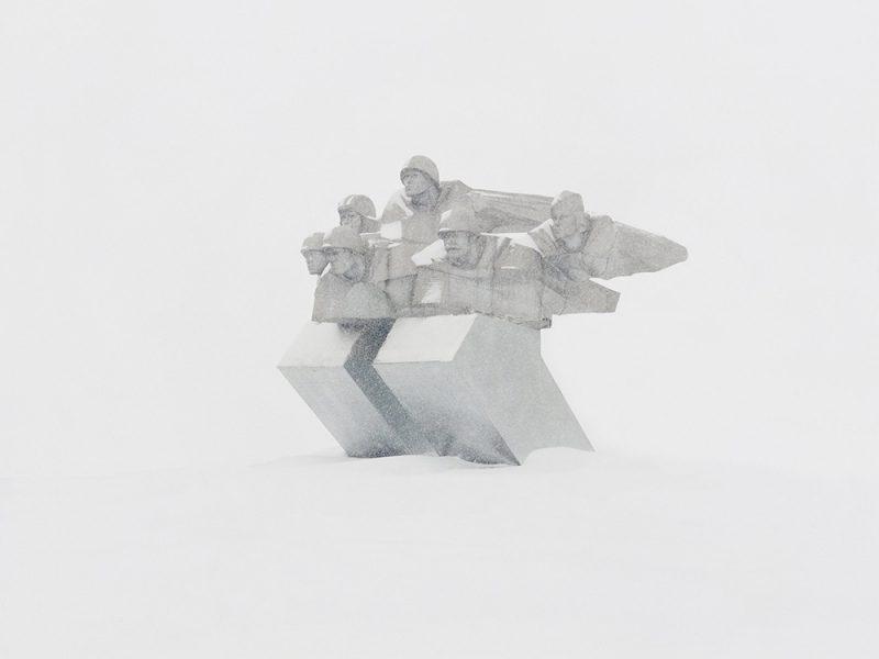 Restricted areas, Danila Tkachenko. El esplendor tecnológico de la desaparecida Unión Soviética