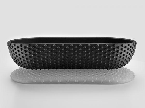 Tablescapes, los utensilios cocina de Joe Doucet. Impresión 3D gourmet