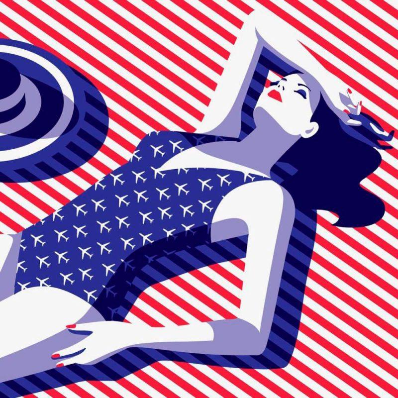 El universo femenino de Malika Favre. Entrevista exclusiva