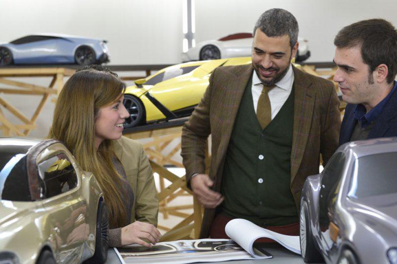 Jorge Díez, responsable del estudio de concepto de Audi en Múnich