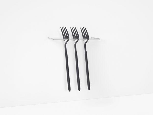 Skeleton, la cubertería minimalista de Nendo