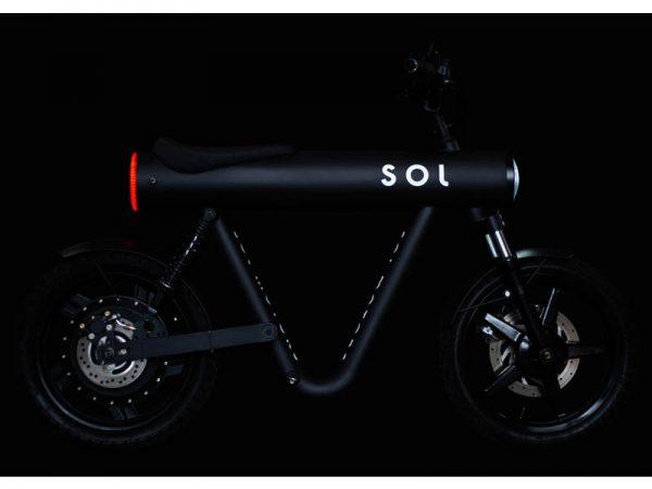 Pocket Rocket, diseño y ligereza en el vehículo urbano creado por Sol Motors