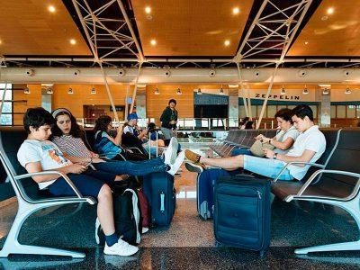 T4 Stories, historias de aeropuerto producidas por Actiu