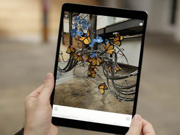 Project Aero, la herramienta de diseño de Realidad Aumentada de Adobe