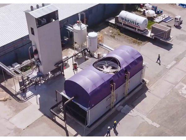Carbon Engineering. Extraer CO₂ de la atmósfera y convertirlo en energía limpia