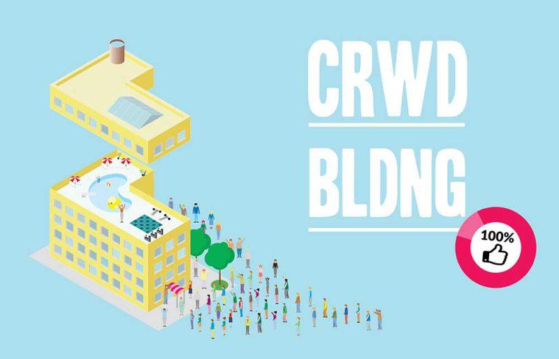 CrowdBuilding, cuando un problema es una oportunidad