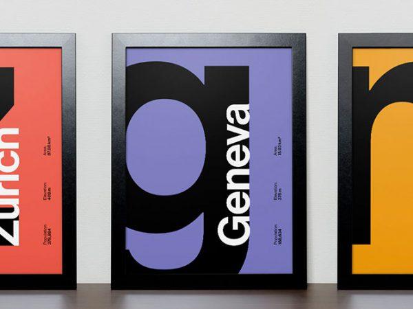 El regreso de un clásico. Neue Haas Grotesk, de Christian Schwartz para Monotype