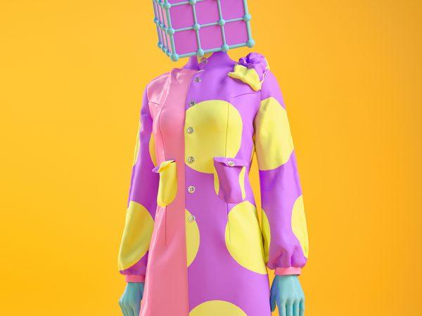 Fashion Snap, el surrealismo digital de Kota Yamaji