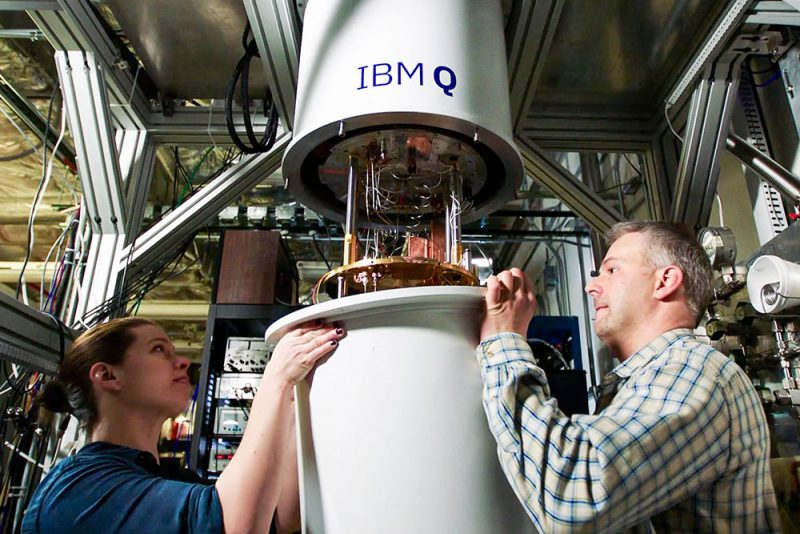 IBM Q System One, el primer ordenador cuántico de uso comercial de la historia