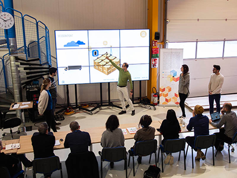 Estudiantes e investigadores del CERN desarrollan soluciones innovadoras para la humanidad