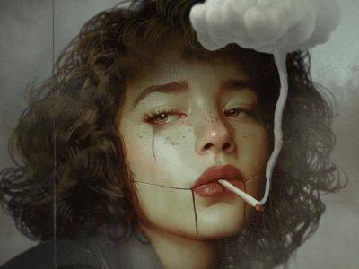 La ilustración digital de Aykut Aydoğdu. Surrealismo en píxeles