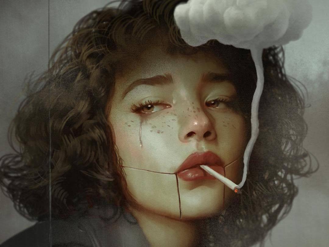 La ilustración digital de Aykut Aydoğdu. Surrealismo y píxeles