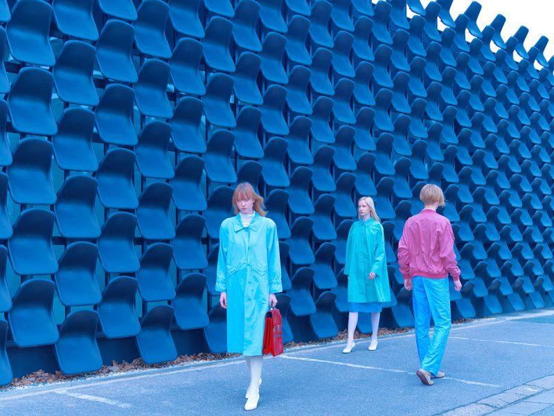 Innovate, la serie fotográfica de Maria Svarbova para Hasselblad