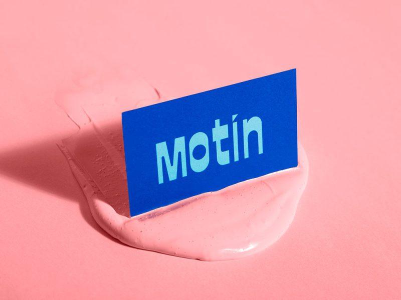 Motin, naming, branding e interiorismo de Futura. Diseño mexicano